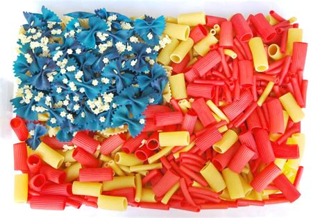 """Fourth of July """"Stars and Stripes"""" Sensory Bin 