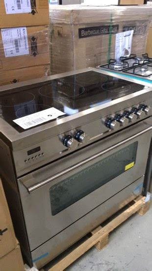 FRANKE H9I09S1 900MM FREESTANDING OVEN WITH INDUCTION