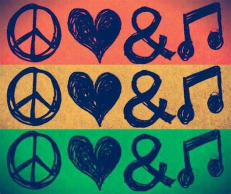 Download Peace Love Music Wallpaper Gallery