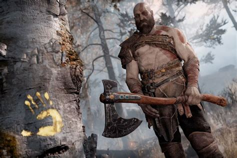 God of War hides its best twist (no, not that one) in