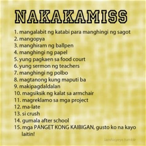 New Tagalog Love Quotes