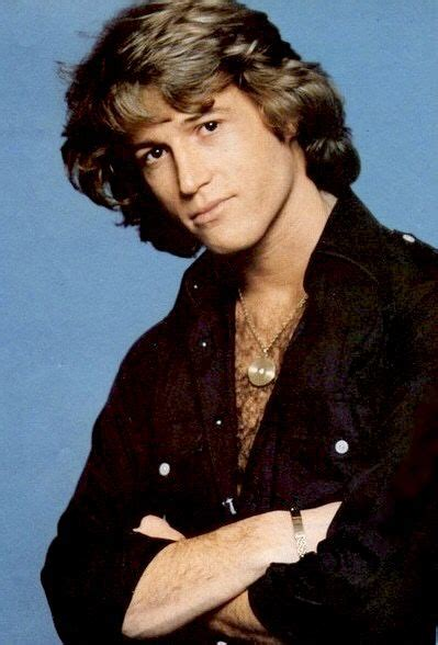 Andy Gibb - 1978 | Andy gibb, Barry gibb, Andy