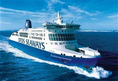 DFDS Seaways - Ferry booking, timetables and DFDS ferry