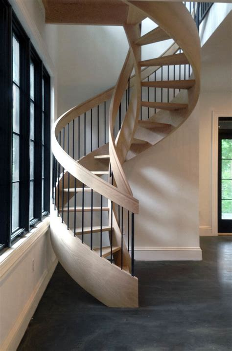 Curved Stairs - Southern Staircase | Artistic Stairs