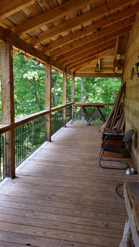 Rustic Fence Design Wrought Iron Stair Railing