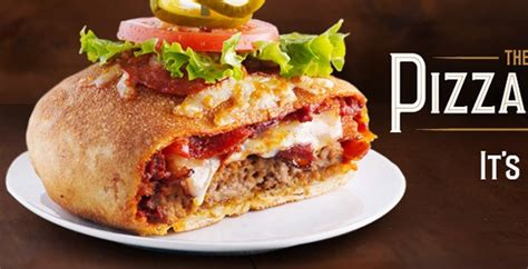 The Pizzaburger is Everything You Could Want It To Be And More