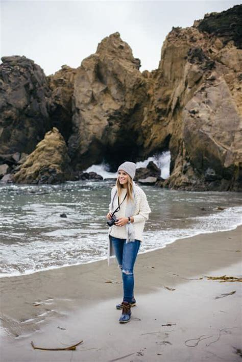 winter vacations in California 10 best outfits to wear