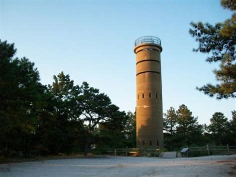 WWII submarine observation tower - Picture of Rehoboth