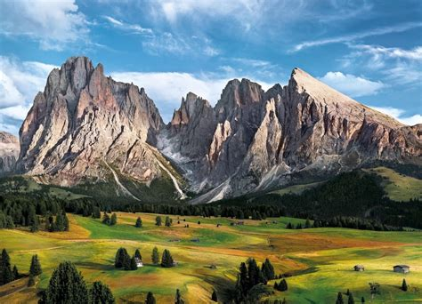 Coronation of the Alps - 1000pc Jigsaw Puzzle by