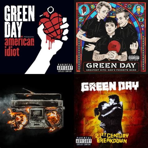 Green Day - Next Concert Setlist - playlist by concerty