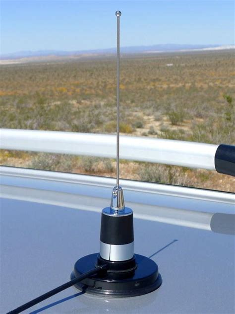 Custom 1/4 Wave Mobile Antenna (Wideband) | DPD Productions