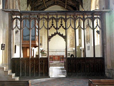 Rood Screens of St