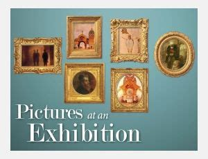 Pictures at an Exhibition (excerpts) - Harmonie