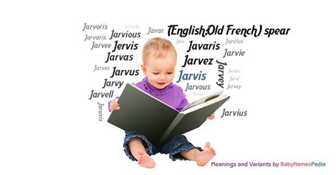 Jarvis - Meaning of Jarvis, What does Jarvis mean?