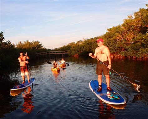 A great night for an evening paddle just a few weeks ago