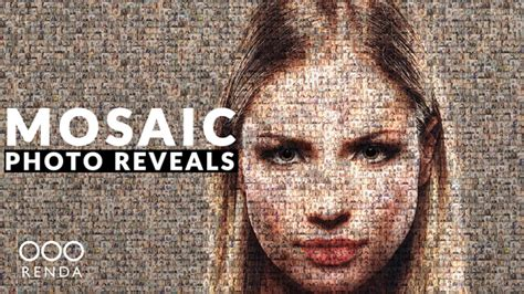 Mosaic Photo Reveal by _Renda   VideoHive