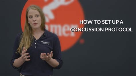 How to Set Up a Concussion Protocol - YouTube