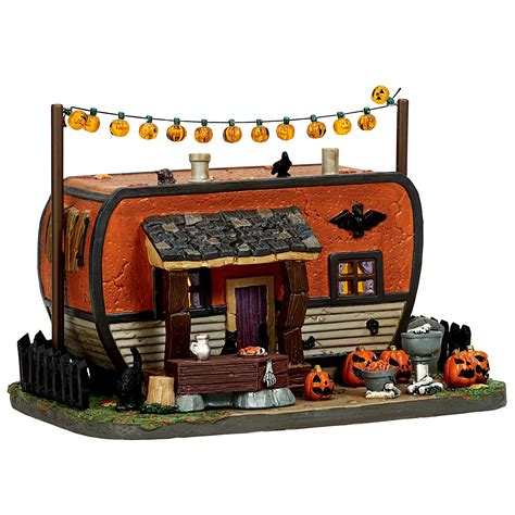Lemax Spooky Town Collection Haunted Mansion Halloween