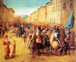 What was the impact of Charles VIIIs invasion of Italy