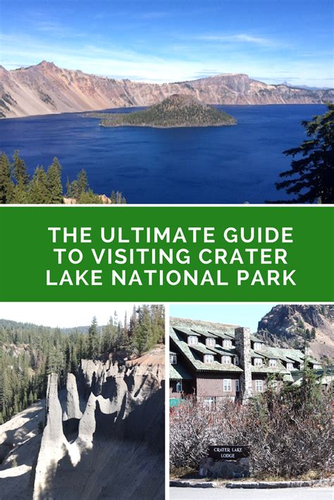 The Ultimate Guide to Visiting Crater Lake National Park