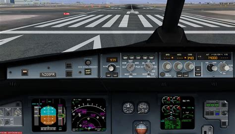 Airbus A320 with FD-FMC and VC for FSX