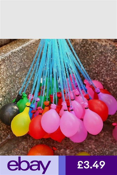 3D Water Pistols Toys & Games #ebay   Water balloons
