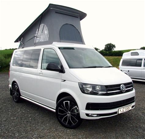 New and Used camper vans for sale in Northern Ireland and