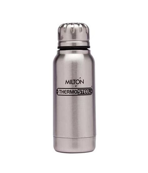 Milton Thermosteel Slender - 160 ML Flask: Buy Online at