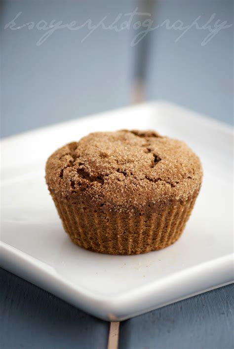 Southern In Law: Recipe: Healthy Gingerbread Muffins