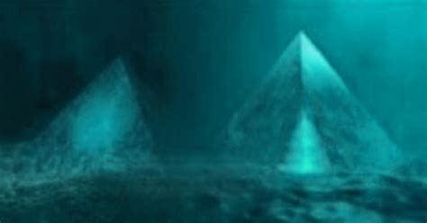 Two Giant Crystal Pyramids Discovered in the Center of the