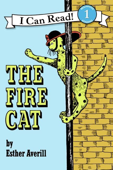 The Fire Cat - Esther Averill - Paperback