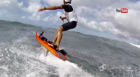 Jet Surf has arrived in Los Cabos - Cabo News Today - Los