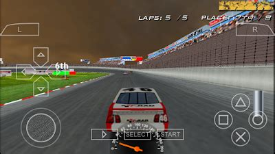 Days Of Thunder PSP ISO PPSSPP Free Download - Download
