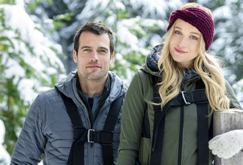 Hallmark Channel 'Love On The Slopes' Premiere: Meet The
