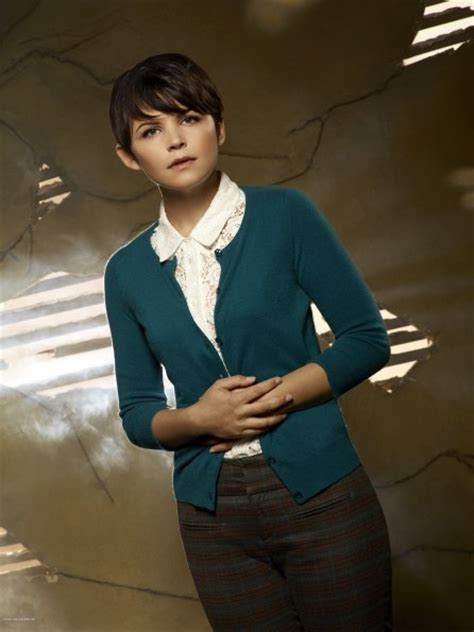 Cast - Promotional Photo - Ginnifer Goodwin as Snow White