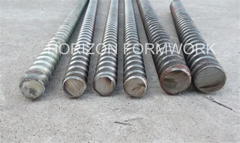 China Weldable Dywidag Threadbar with High Tension