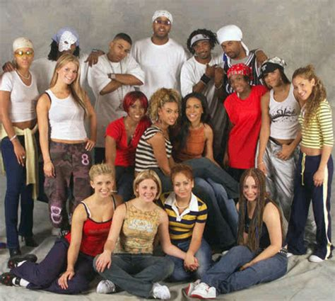 Throwback Photo: 'TRL' Tour with Nelly, Destiny's Child
