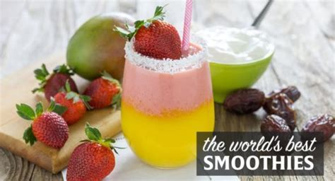 Amazing smoothie recipes made with Cabot's award-winning