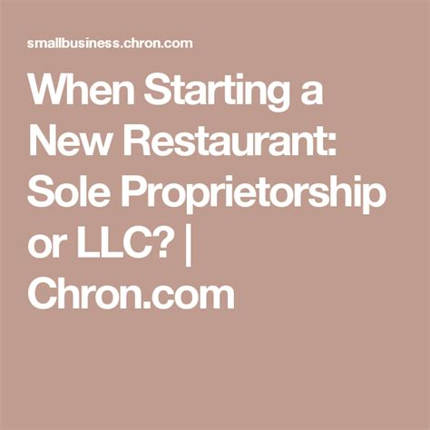 Can A Sole Proprietor Llc Have Employees - Darrin Kenney's