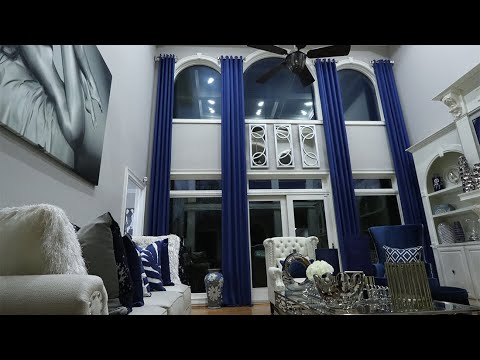 Thermal Door Curtains Uk | Two Birds Home