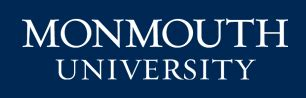 MONMOUTH UNIVERSITY Off-Campus Housing 101
