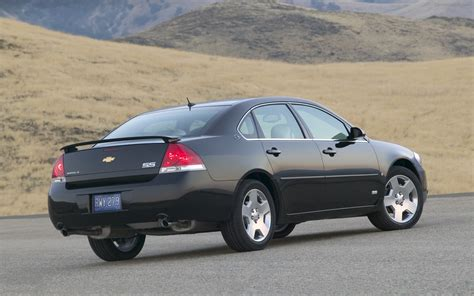 Chevrolet Impala 2009 Widescreen Exotic Car Picture #07 of
