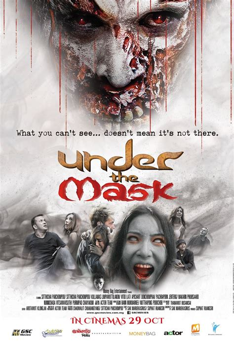 Under The Mask | Thai Horror Movies | Best Horror Movies