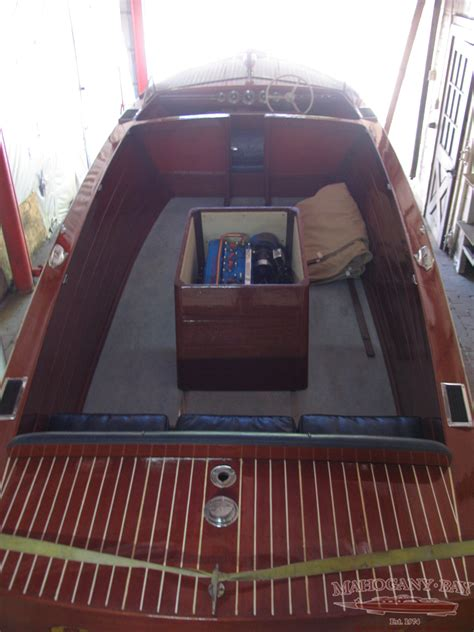 1940 22' Chris Craft Sportsman For Sale   Classic Wooden