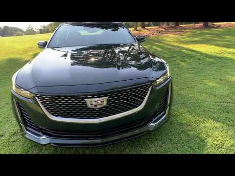 2020 Cadillac XT5: What's New? by Massey Cadillac of Orlando