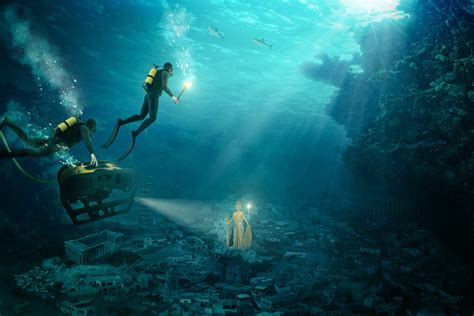 Was The Lost City Of Atlantis Found?