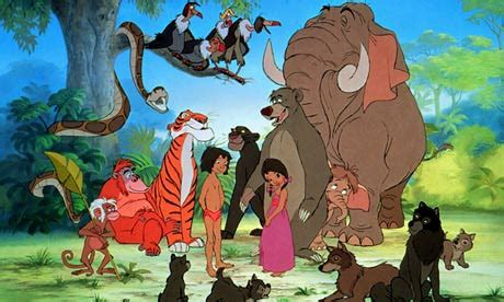Disney to make live action Jungle Book   Film   The Guardian