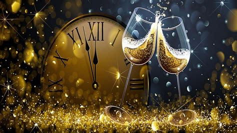 December 31 Happy New Year 2021 New Year's Party Greeting