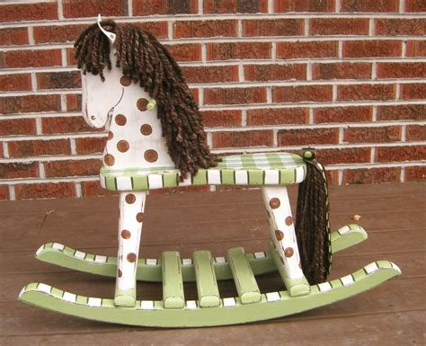 Unavailable Listing on Etsy   Wood rocking horse, Wooden