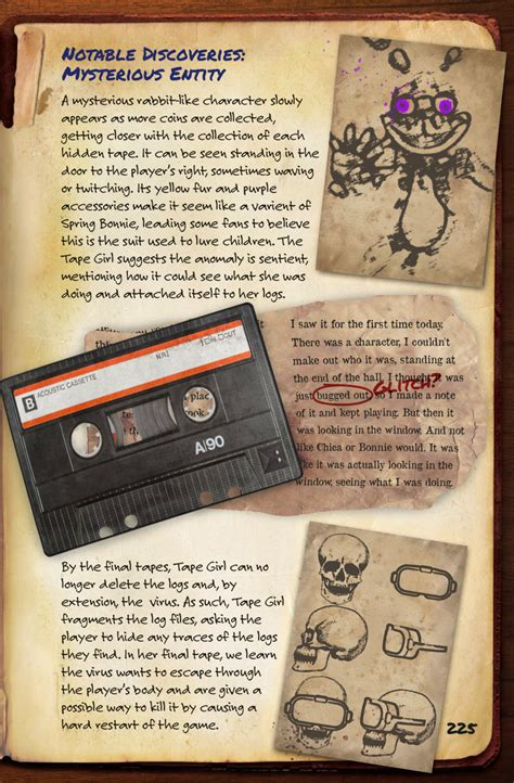 'The Freddy Files' Help Wanted Page [Mock-Up